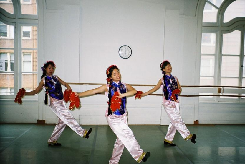 Alonzo King Lines Chinese Dance
