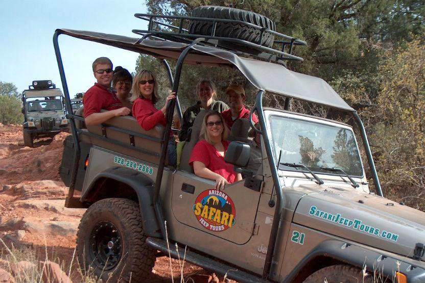 Arizona Safari Jeep Tours