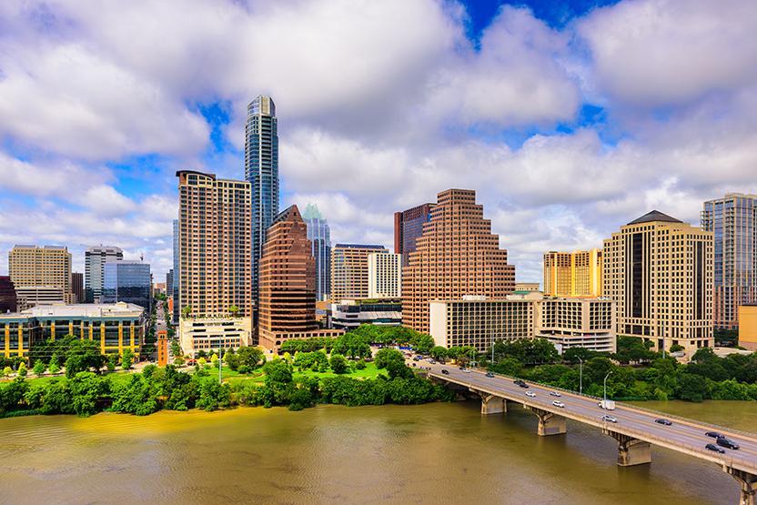 Austin Historic Downtown