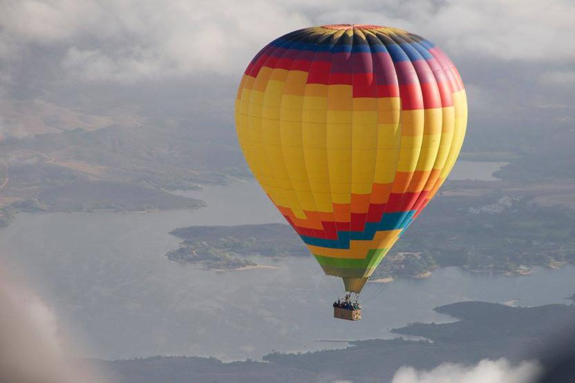 Balloon Rides Online Sunrise