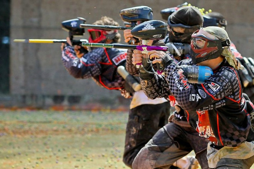 Battlegroundz Paintball