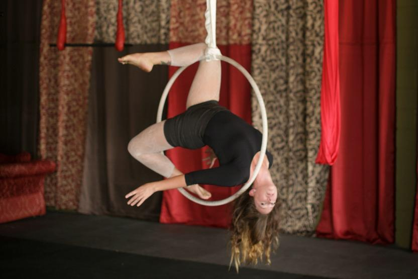 Believe Fitness Studio Aerial Hoop