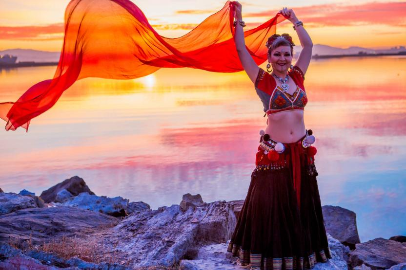 Belly Dance With Sandi Ball