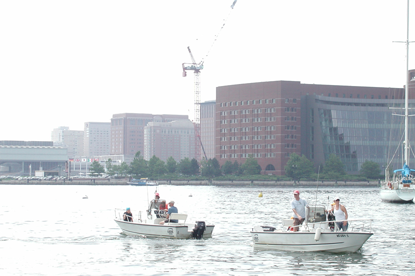 Boston Harbor Boat Rentals 17