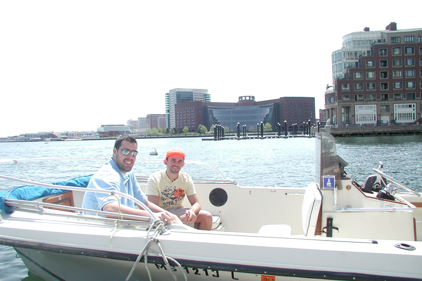 Boston Harbor Boat Rentals 20
