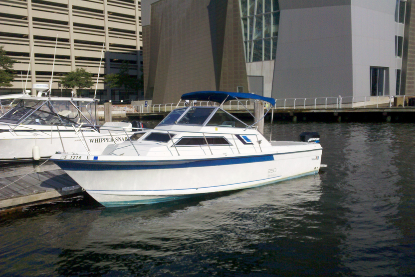 Boston Harbor Boat Rentals 25
