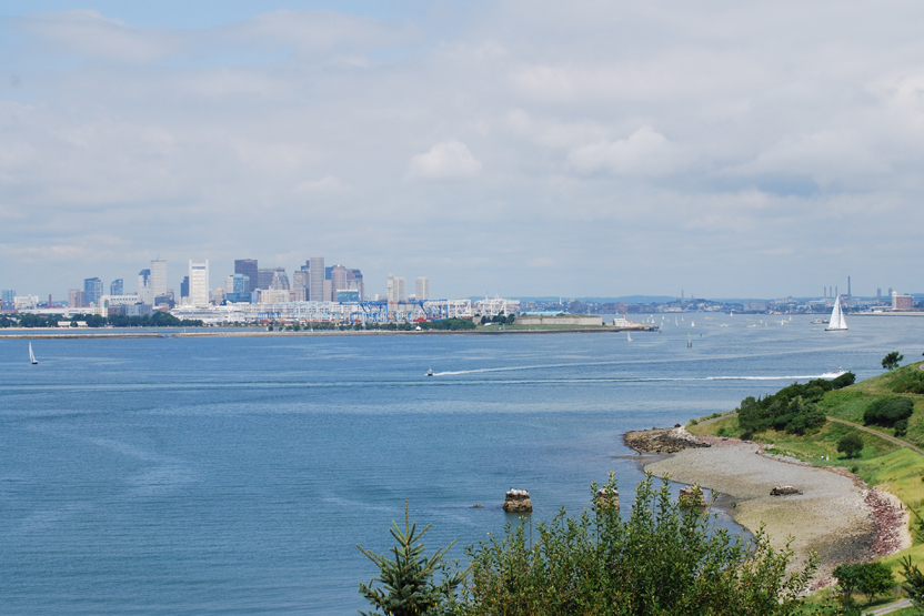 Boston Harbor Mini Tours Spectacle Island