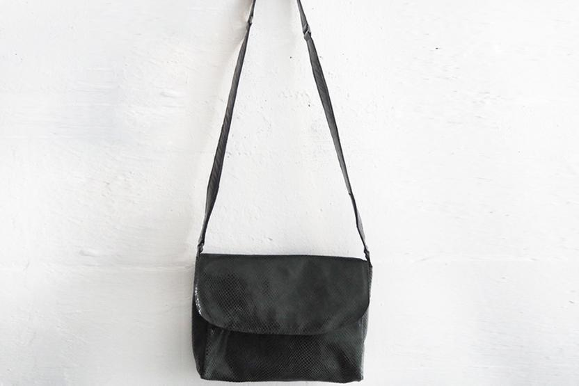 Brooklyn Shoe Space Crossbody Bag