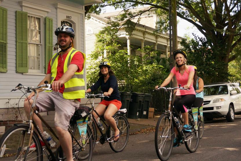 Bullfrog Bike Tours Beyond The French Quarter