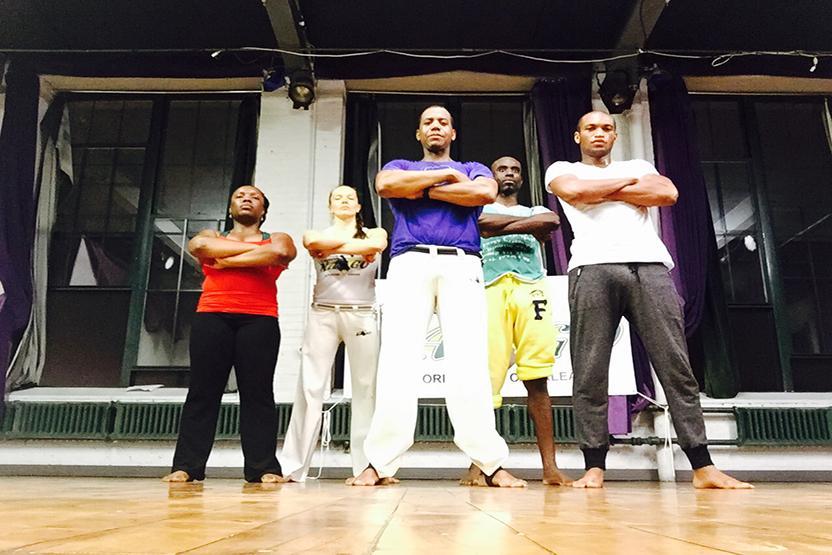 Capoeira Nago Queens