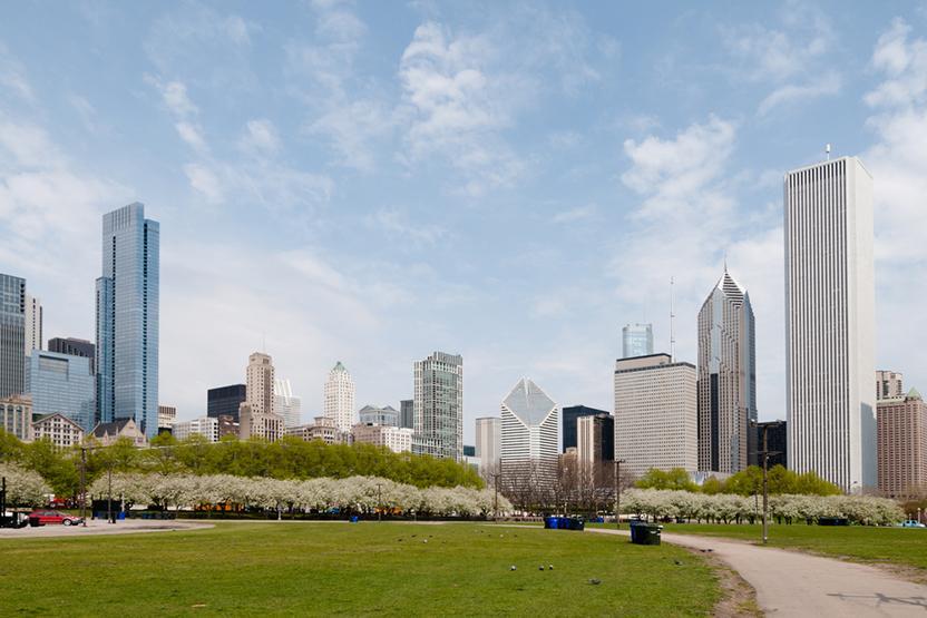 Chicago Grant Park