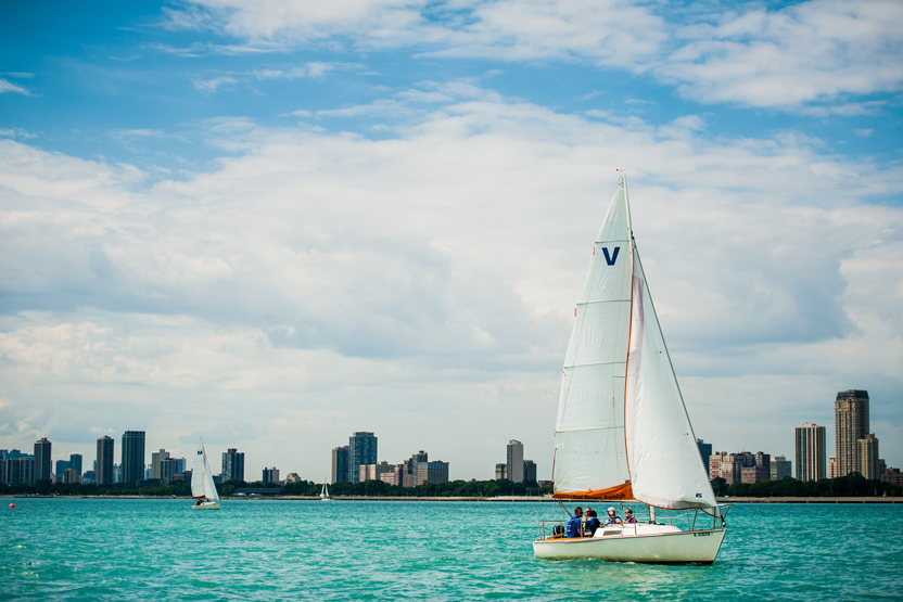 Chicago Sailing