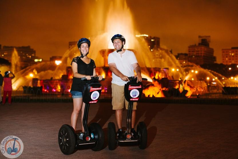 City Segway Tours Chicago Fireworks