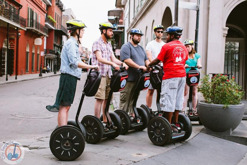 City Segway Tours New Orlean Segway