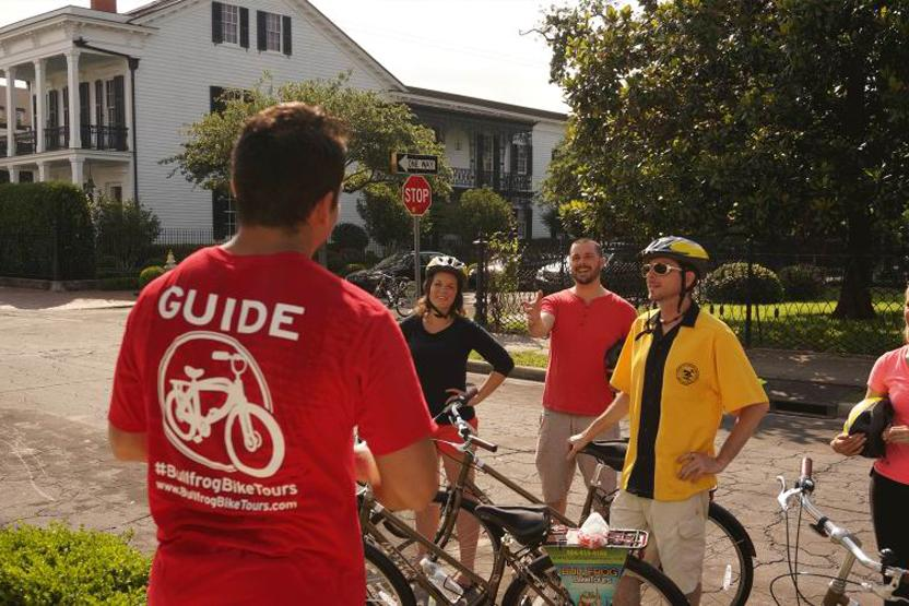City Segway Tours New Orleans Beyond The French Quarter Bike