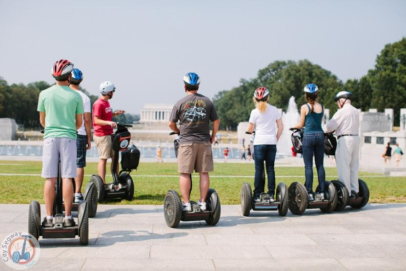 City Segway Tours Washington
