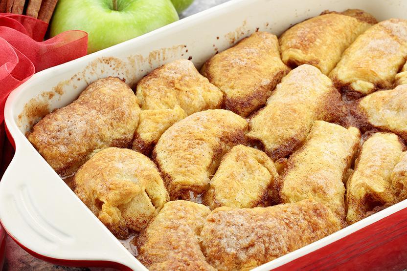 Cobbler Shortcake Dumplings