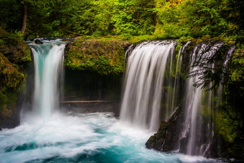 Columbia River Gorge Waterfalls Tour Including Multnomah Falls