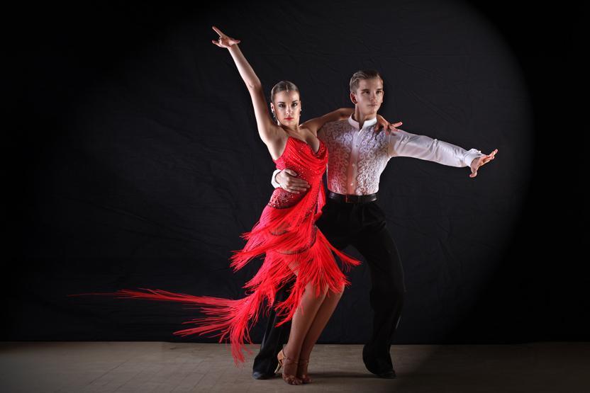 Dance Spins Turns