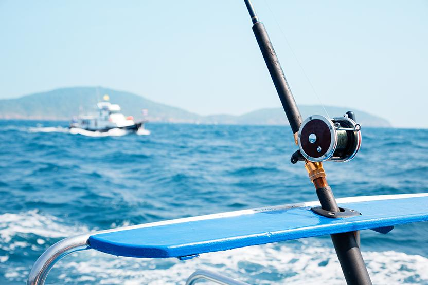 Deep Sea Fishing Warm Weather
