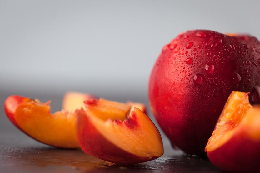 Dessert Peaches