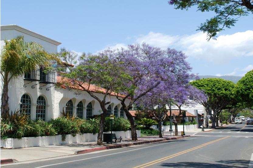 Downtown Santa Barbara