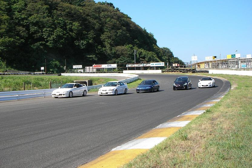 Driving Competition Course