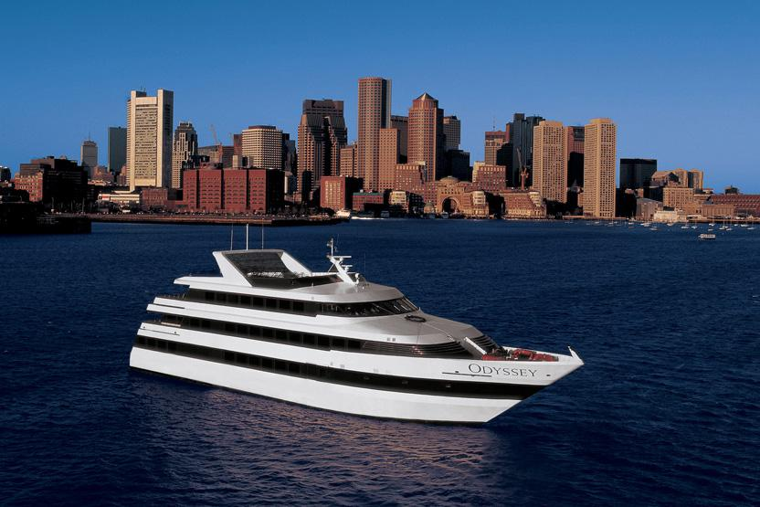 Entertainment Cruises Boston
