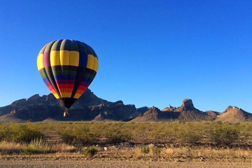 Equinox Balloon Rides