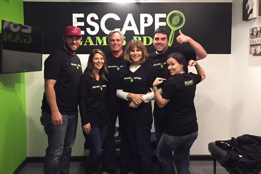 Escape Game Pdx All