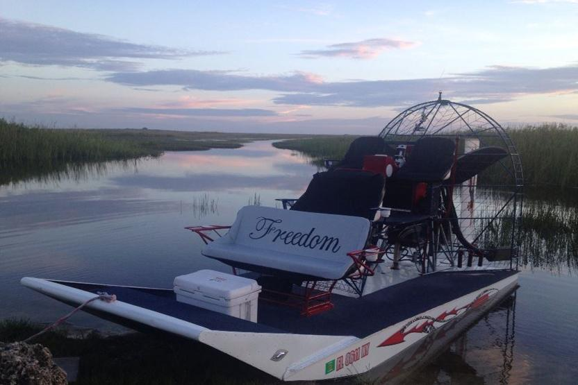 Everglades Nature Tours Airboat