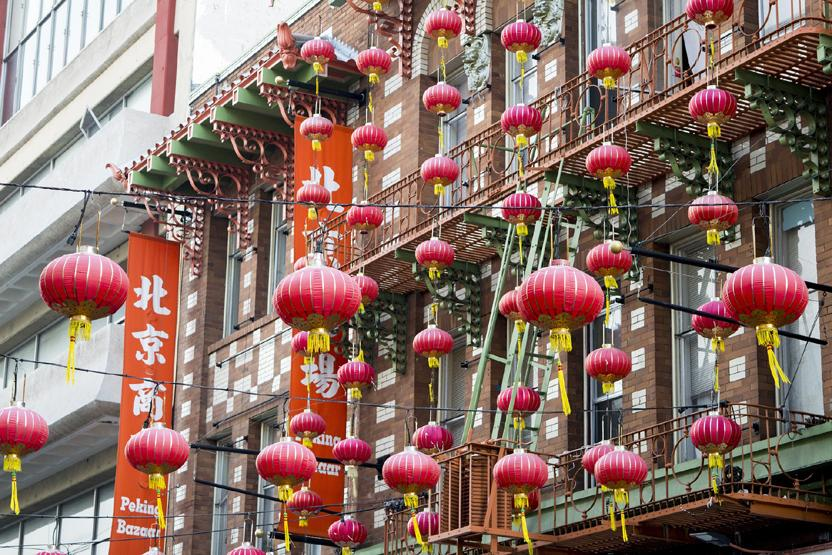 Explore San Francisco Chinatown