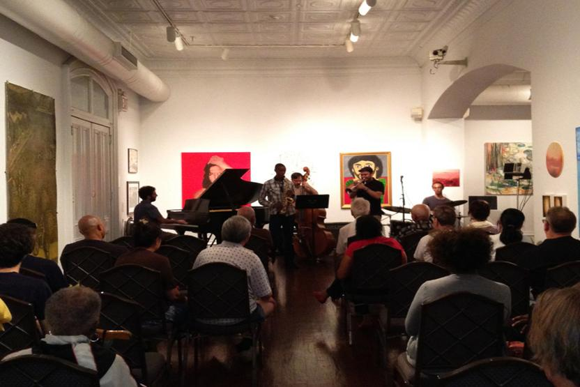 Flushing Monthly Jazz Jam