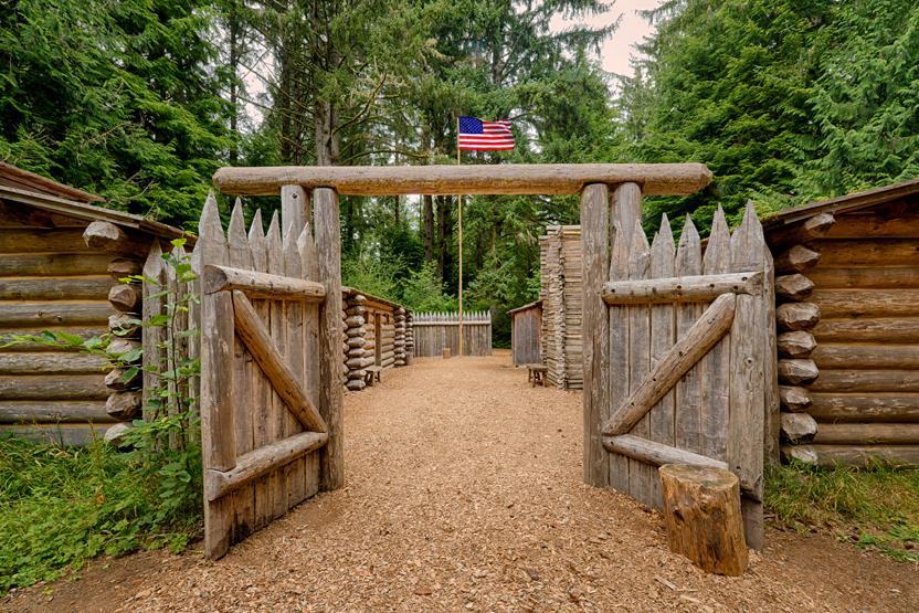 Fort Clatsop Oregon