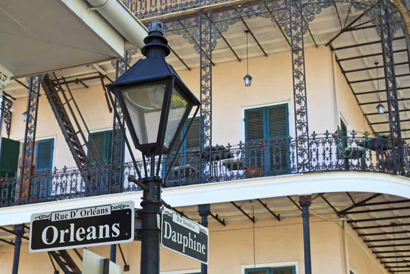 French Quarter Day Generic