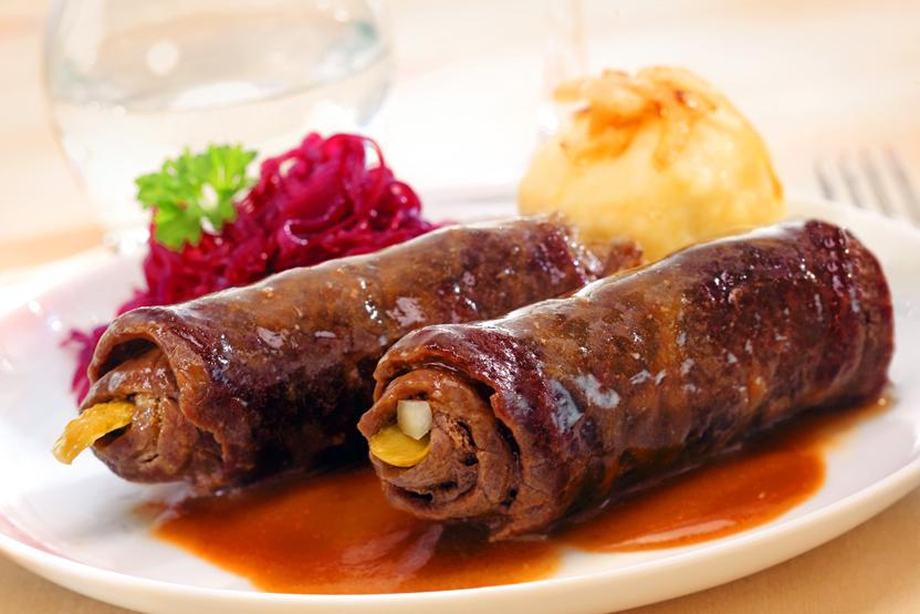 Traditional german food recipes food for Authentic german cuisine