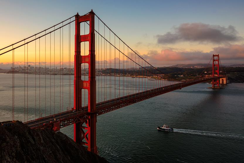 Golden Gate Bridge Seaplane Tour Seaplane Adventures