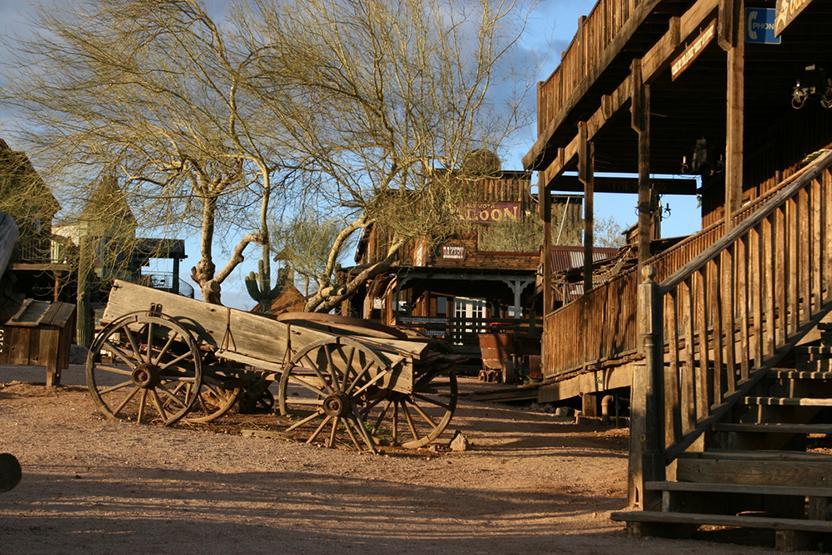 Goldfield Arizona