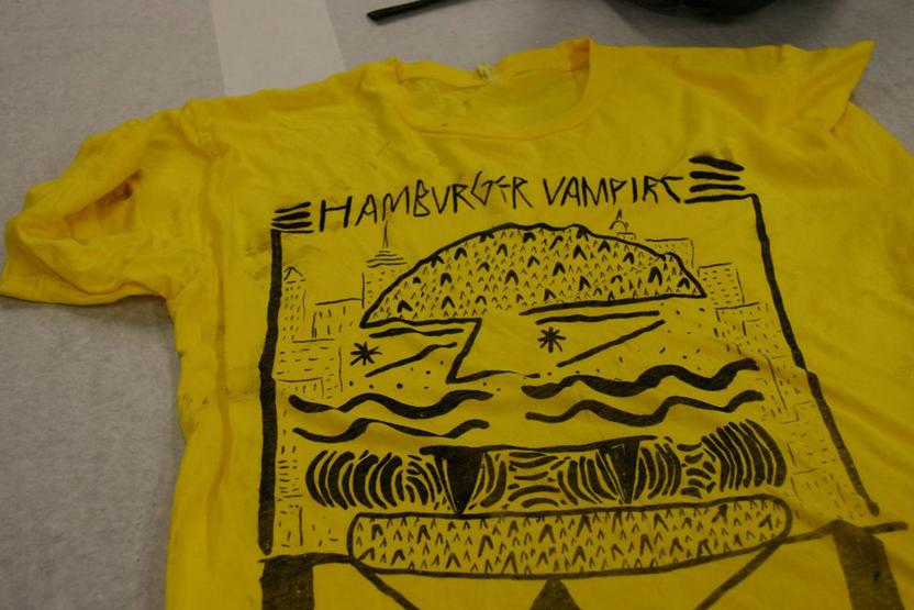 Gowanus Print Tshirt