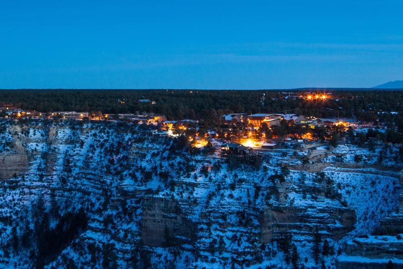 Grand Canyon Village