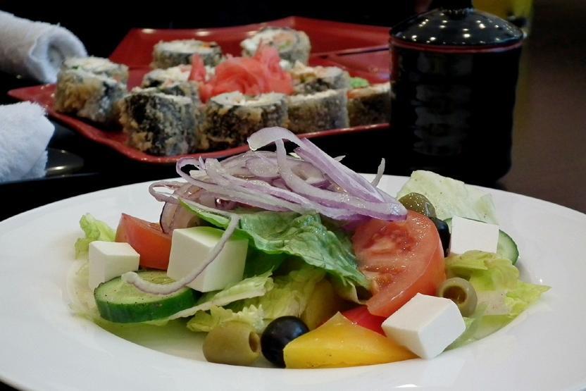 Greek Cooking Mezes Salads