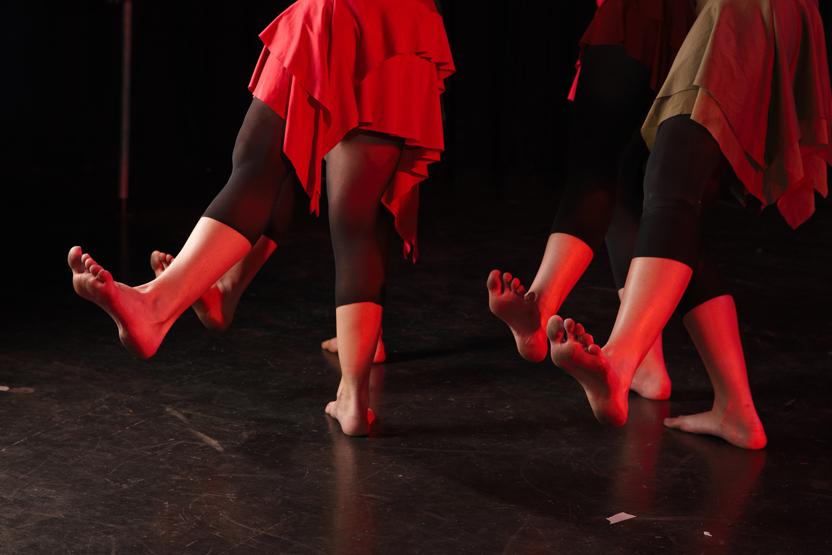 Haitian Dance