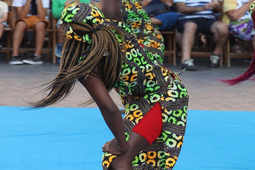 Haitian Folkloric Dance