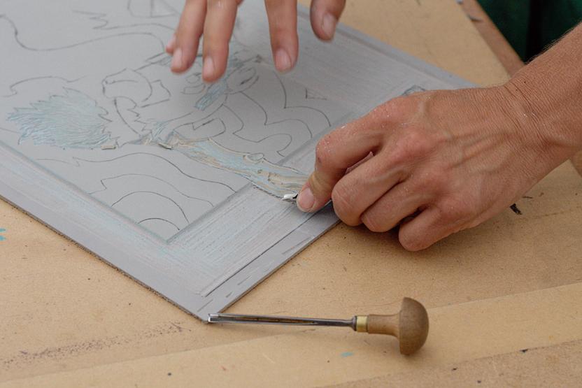 Hand Printing
