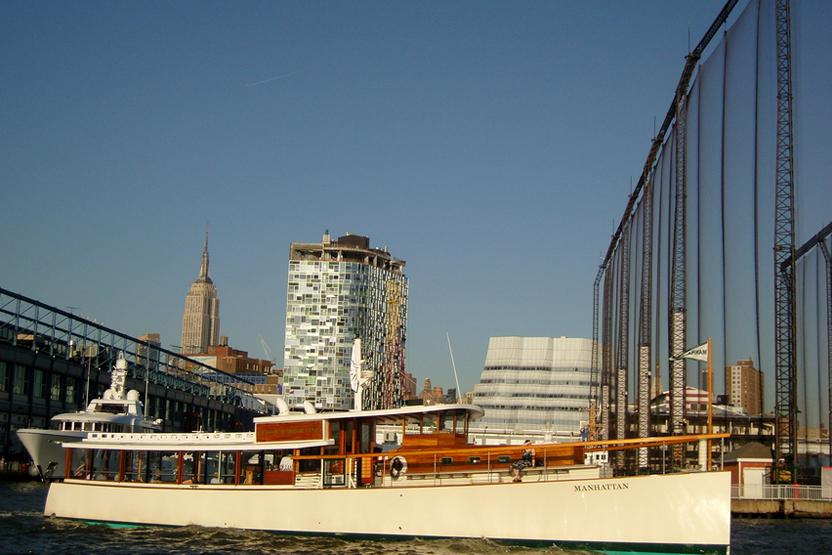Harbor Line Architecture