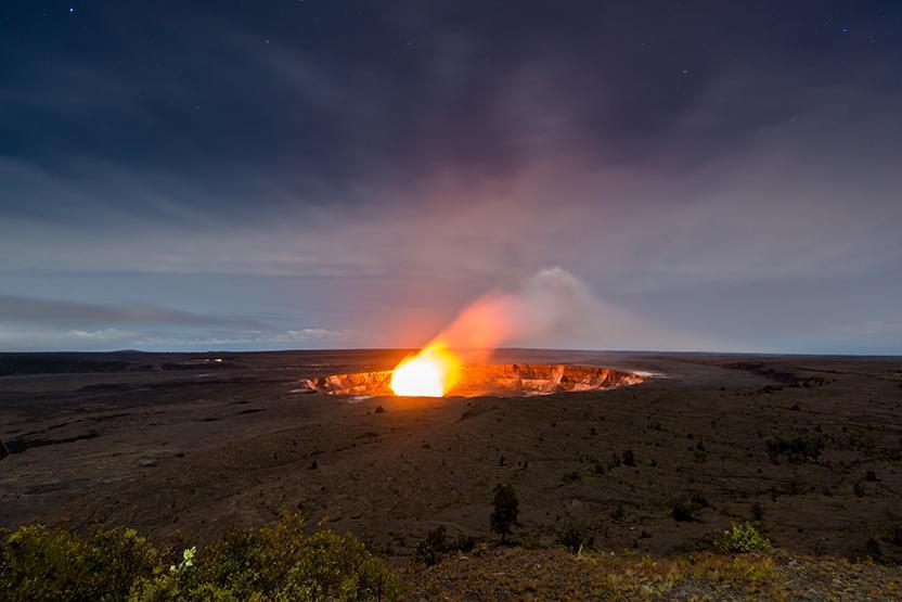Hawaii Volcano Generic