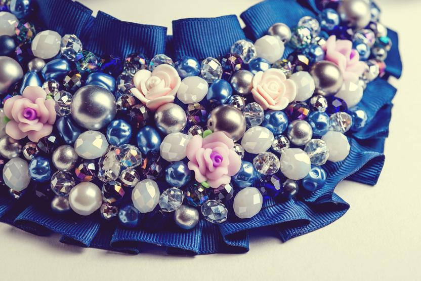 Heirloom Bib Necklace