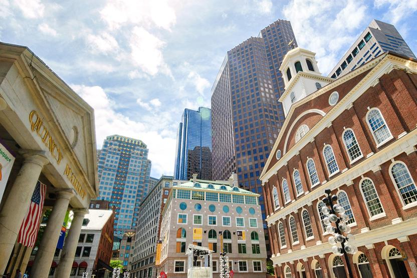 Historic Downtown Boston