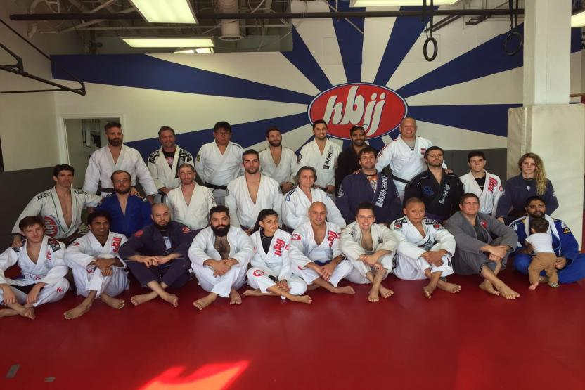 Hollywood Brazilian Jiu Jitsu