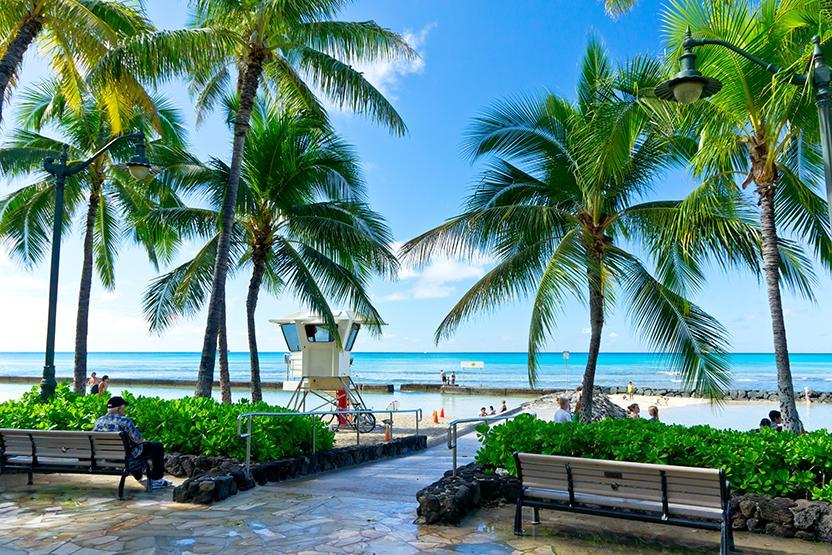 Honolulu Daytime